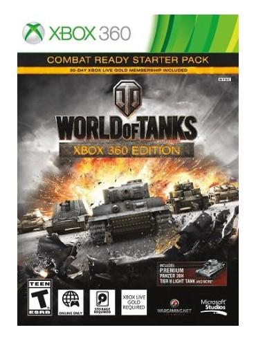 World of Tanks Xbox360