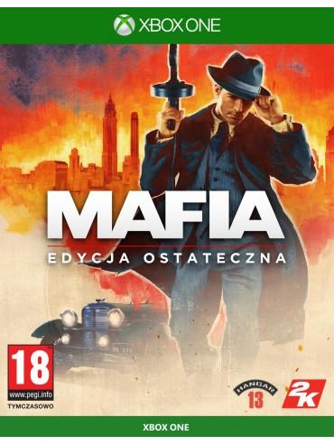 Mafia : Edycja Ostateczna PL (folia)