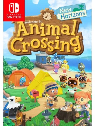 Animal Crossing: New Horizons ANG (używana) SWITCH