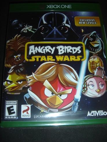 Angry Birds Star Wars ANG (używana)