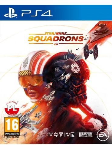 Star Wars : Squadrons PL (folia)