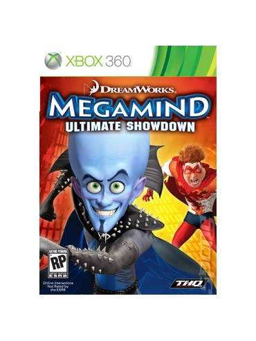 Megamind Ultimate Showdown ANG (używana)