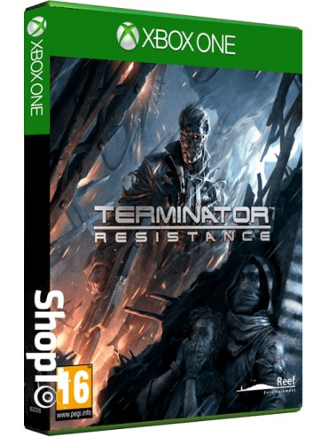 Terminator: Resistance PL (używana)