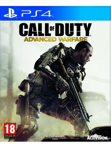 Call of Duty Advanced Warfare PL (używana)