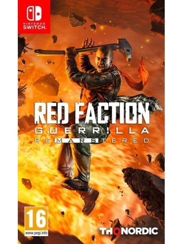 Red Faction: Guerrilla Re-Mars-tered PL (folia)