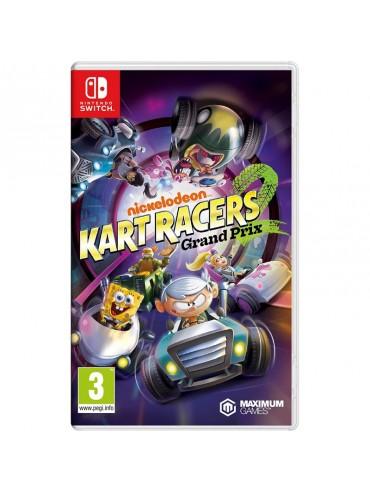Nickelodeon Kart Racers 2 : Grand Prix ANG (folia)