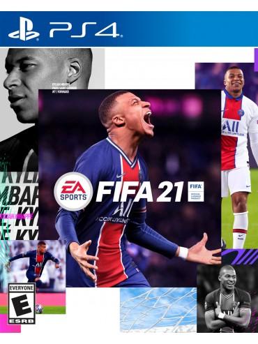 FIFA 21 PL (używana) PS4/PS5