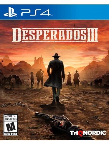 Desperados 3 PL (używana) PS4/PS5
