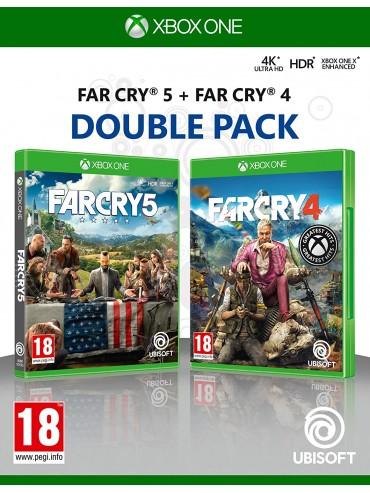 Far Cry 4 Far Cry 5 Double Pack PL (folia)