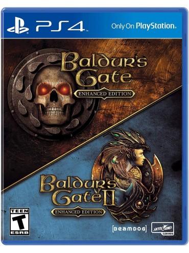 Baldur's Gate and Baldur's Gate II: Enhanced Editions PL (używana)