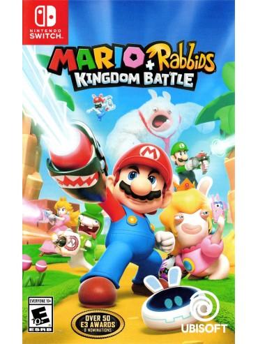 Mario + Rabbids: Kingdom Battle ANG