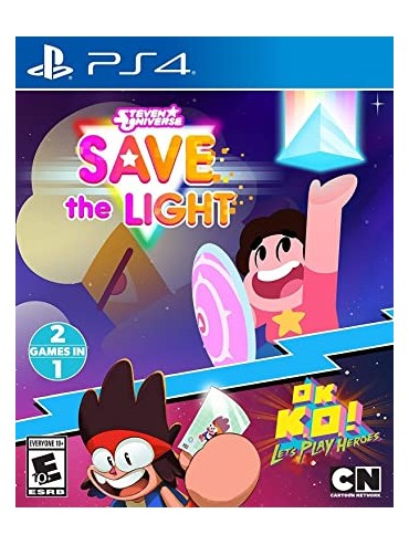 Steven Universe : Save the Light ANG (używana)