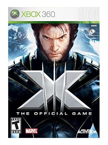 X-Men: The Official Game ANG (używana)