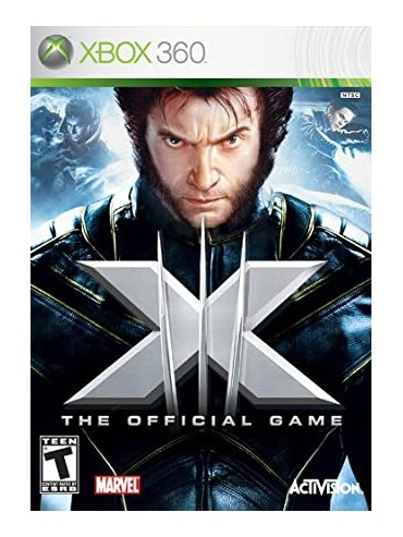 X-Men: The Official Game ANG (używna)