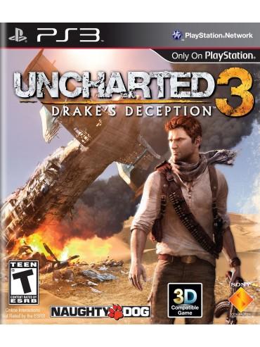 Uncharted 3 Oszustwo Drake'a