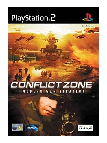 Conflict Zone Modern War Strategy ANG (używana) PS2