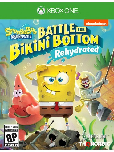 SpongeBob SquarePants: Battle for Bikini Bottom - Rehydrated PL