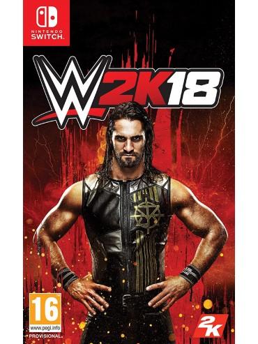 WWE 2K18 ANG (używana) SWITCH