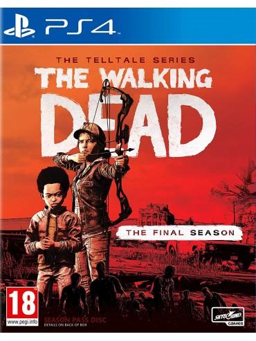 The Walking Dead: The Final Season ANG (folia) PS4/PS5
