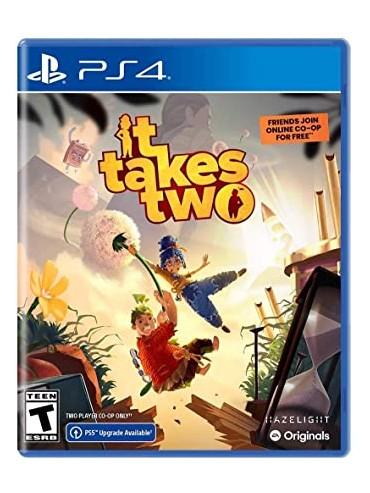 It Takes Two PL (folia) PS4/PS5
