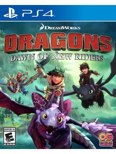 Dragons : Dawn of New Riders ANG (folia) PS4/PS5