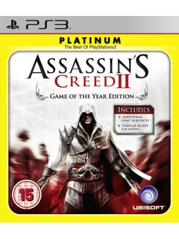 Assassin's Creed II edycja GOTY