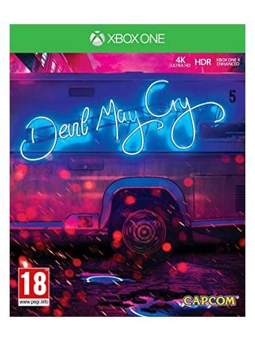 Devil May Cry 5 PL (używana)