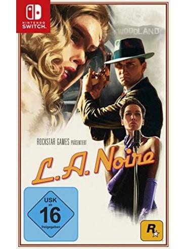 L.A. Noire ANG (używana) SWITCH