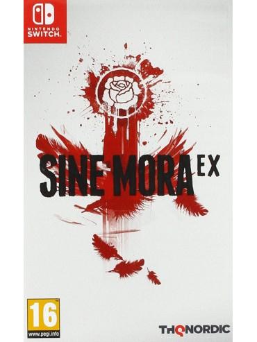 Sine Mora EX ANG (używana) SWITCH