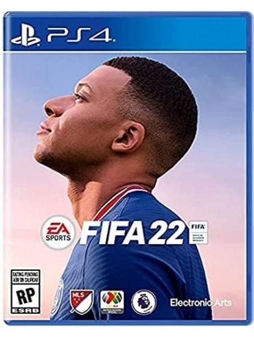 FIFA 22 PL (folia) PS4 PREMIERA 1.10.2021