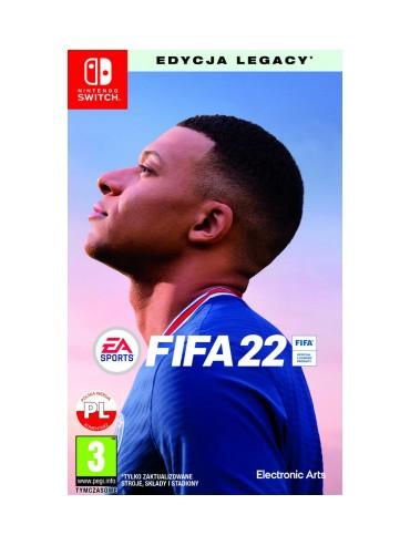 FIFA 22 PL (folia) SWITCH