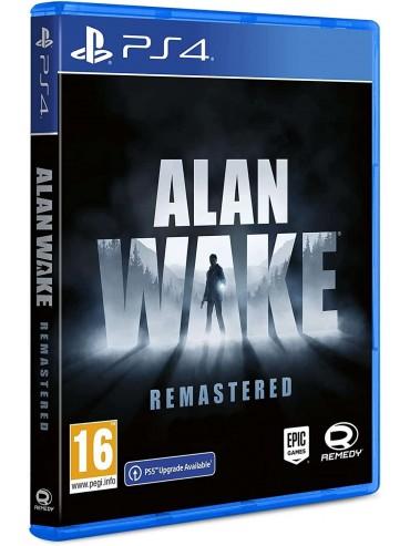 Alan Wake Remastered PL (folia)