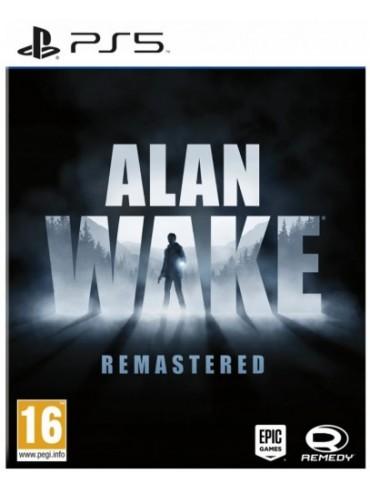 Alan Wake Remastered PL (folia) PS5