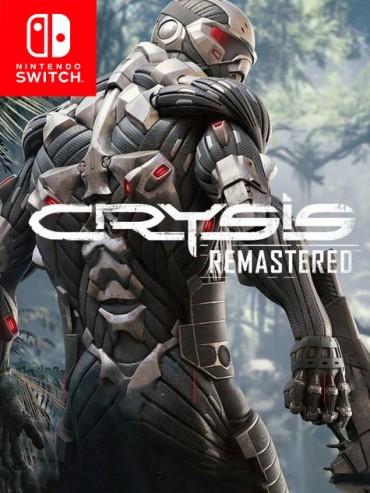 Crysis Remastered PL (folia) Switch