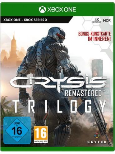 Crysis Remastered Trilogy PL (folia) XBOX ONE/SERIES X