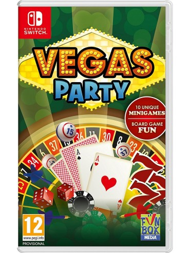 Vegas Party ANG (folia) SWITCH