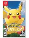 Pokemon : Let's Go, Pikachu! ANG (używana) Switch