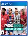 eFootball PES 2021 ANG (używana) PS4/PS5