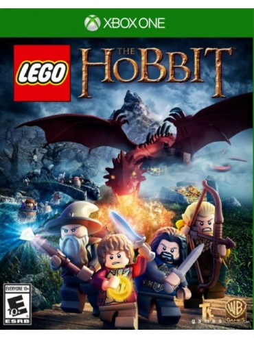 LEGO The Hobbit PL (folia)