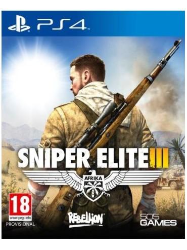 Sniper Elite III Afrika PL (używana)