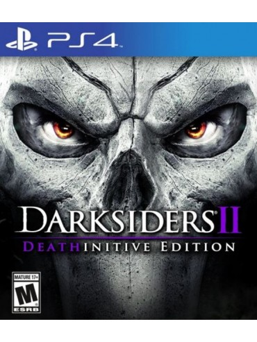 Darksiders II: Deathinitive Edition PL (używana)