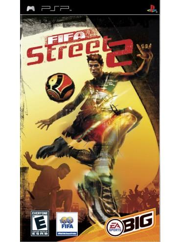 FIFA Street 2 ANG (używana)