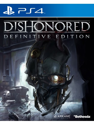 Dishonored Definitive Edition PL (używana)