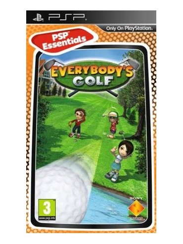 Everybody's Golf ANG (używana)