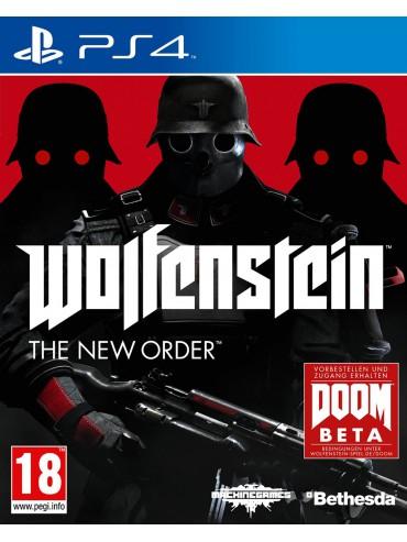 Wolfenstein The New Order PL (używana)