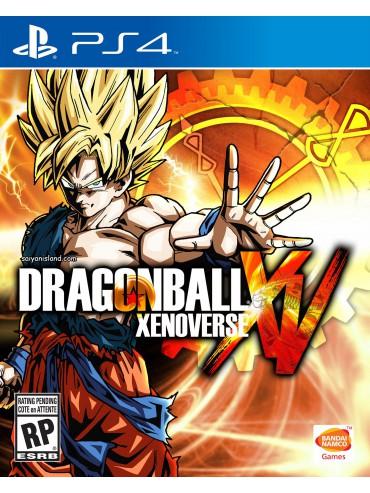 Dragon Ball Xenoverse ANG (używana)