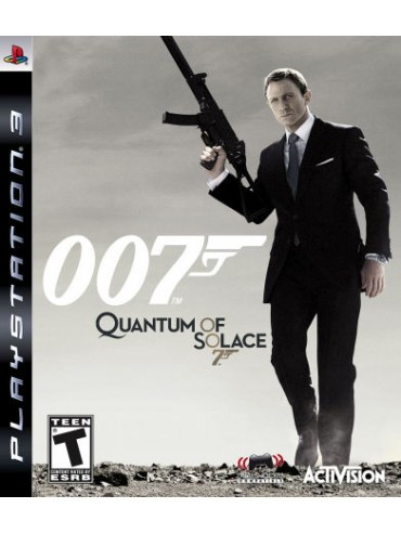 007 Quantum of Solace ANG (używana)