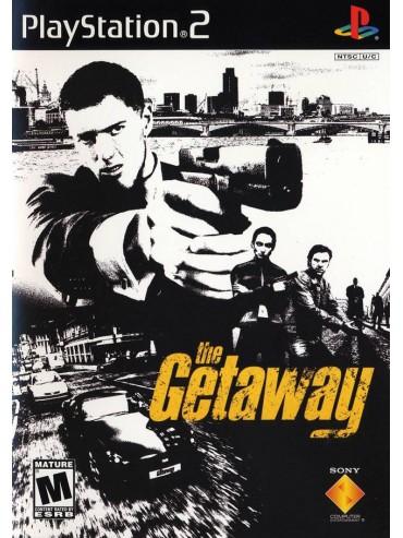 The Getaway ANG (używana) PS2
