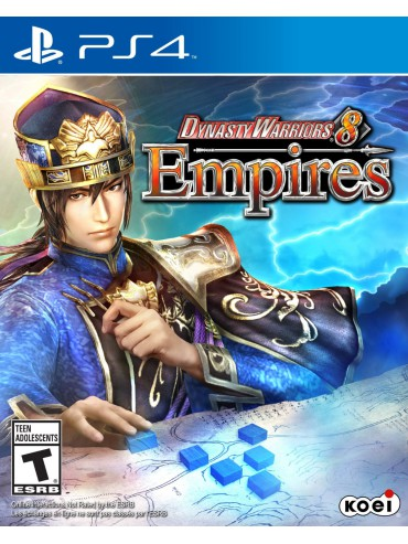 Dynasty Warriors 8: Empires (używana)