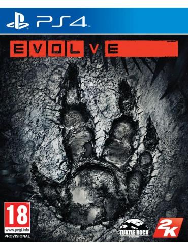 Evolve (używana)